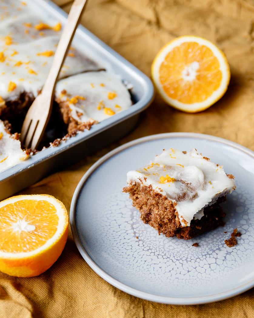 Kruidkoek cake